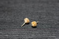 Ohrstecker Mille, Gold 750 und 916